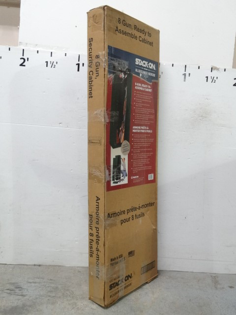 Ready Gun Safe : Police auctions canada stack on gcag rta ready to