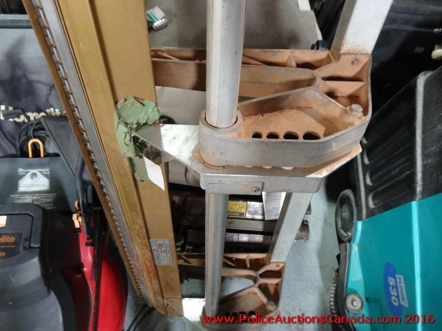 Police Auctions Canada Tapco Ultra Xl Port O Brake 10 5